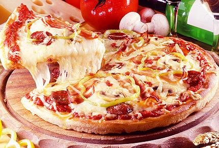 рецепты вкусной пиццы с фото в домашних условиях